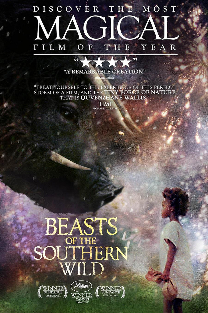 Beasts of the Southern Wild (plakat)