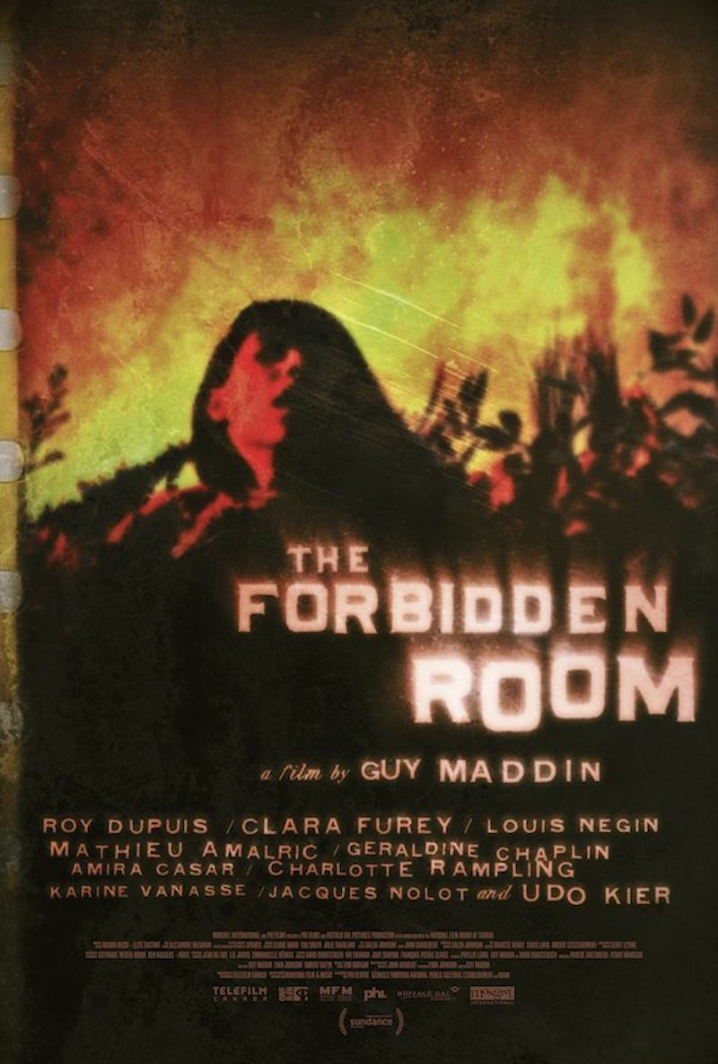 The Forbidden Room (2015)