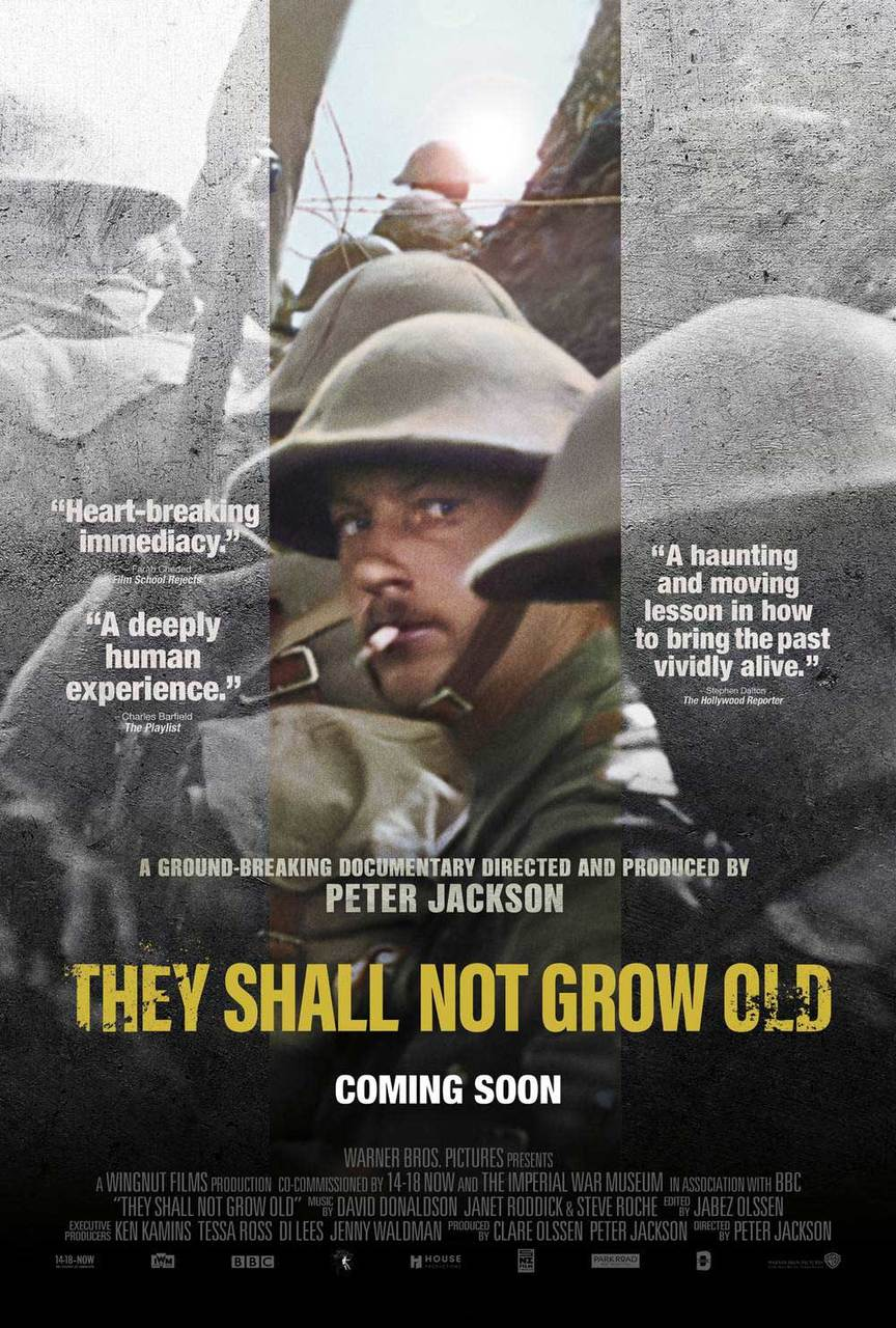 They Shall Not Grow Old (2019)